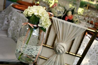 5 salones de recepción para celebrar tu boda en Bogotá