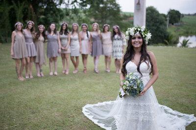 Como fazer um casamento HIPPIE CHIC : 7 detalhes que não podem faltar!
