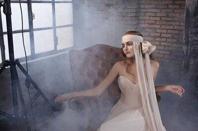 La sposa più glamour: ecco la nuova collezione Elisabetta Polignano 2015
