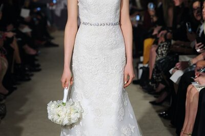 Carolina Herrera 2015 - New York Bridal Week