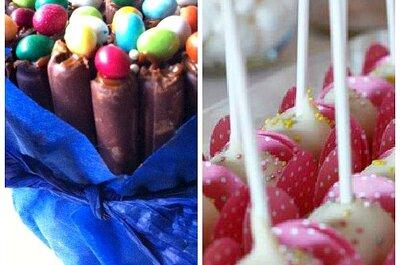 Atrévete a sorprender en tu boda con un candy bar