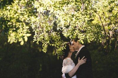 Emoción a flor de piel en el Paraíso: la boda de María y Álex