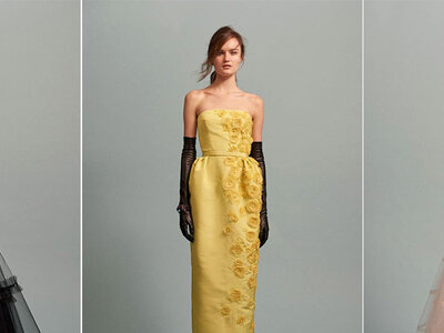 Oscar de la Renta Prefall 2016 Ready to Wear Collection
