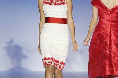 Kurze Brautkleider 2013 für sexy Bräute – eine Auswahl von 10 kurzen Brautkleidern aus den Kollektionen 2013