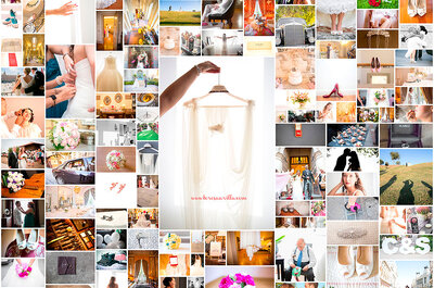 Detalles que inspiran: originales fotos de boda de Teresa Arilla