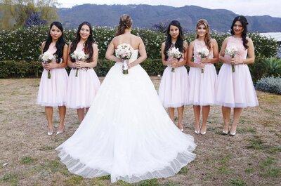Las lectoras responden: ¿a quién le entregarían su ramo de novia?