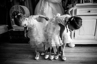 Feestjurken voor de bruidsmeisjes uitzoeken: tips en trucs!