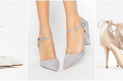 30 butów ślubnych w niskiej cenie, których nie możesz przegapić!