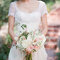 Buquês de noiva diferentes e românticos. Foto: Green Wedding shoes