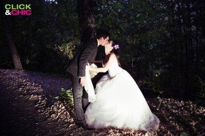 Vi sposate nel tardo pomeriggio? Ecco qualche consiglio per la fotografia in notturno