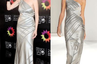 Analizamos los looks de los Premios Tato 2012