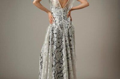Vestidos de novia 2014 de Elizabeth Fillmore