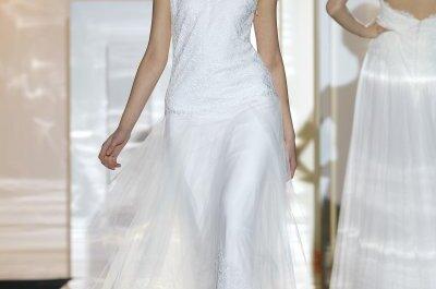 Sehen Sie hier die super-feminine Brautmoden-Kollektion 2015 von Miquel Suay