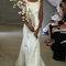 Carolina Herrrera – Vestido de novia clásico. Primavera 2013