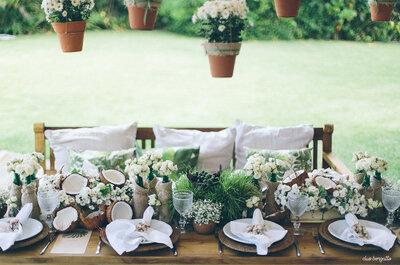 Decoração de casamento com frutas: surpreenda seus convidados com este tema super atual!