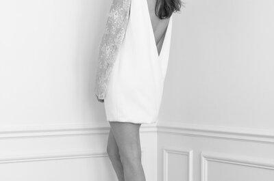 Robes de mariée Etienne Jeanson : sur mesure, couture et prêt à porter