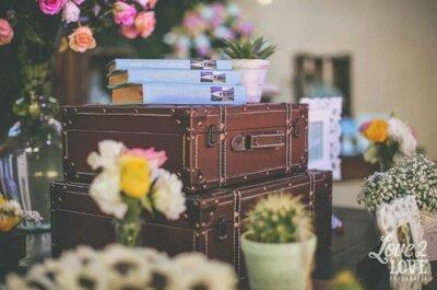8 itens essenciais para seu casamento vintage em 2015