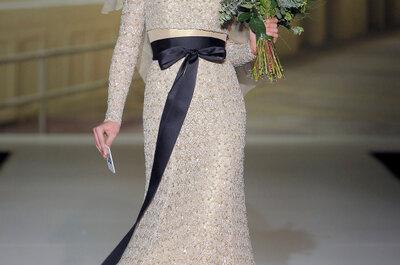 Robes de mariée Jesús Peiro 2014 – Bridal Week de Barcelone 2013