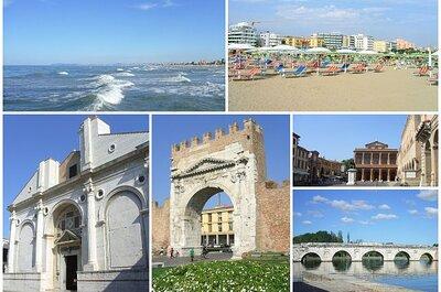 Una luna di miele indimenticabile a Rimini