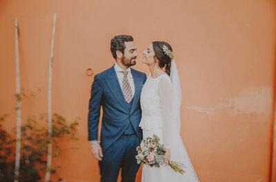 Una celebración cargada de música y amor: la boda de Ana y Jesús