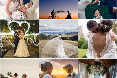 21 TOP perfis de Instagram de casamento que você PRECISA seguir!