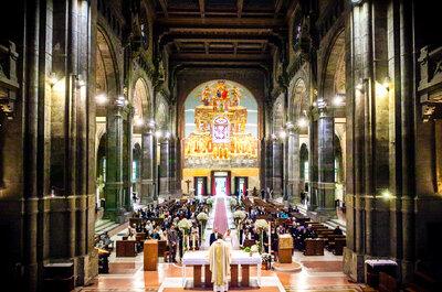 Sposarsi in chiesa: tutto quello che dovete sapere sul matrimonio religioso in 10 punti
