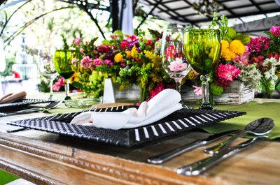 Banquete para boda: Una experiencia exquisita para tu paladar