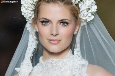 Trendy ślubne w makijażu 2014 - bosko z Pronovias