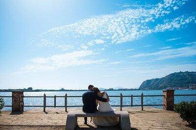 Le migliori ville per matrimoni a Napoli vista mare