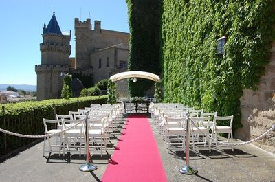 Charming & Historic Hotels in Spain exclusively for your Wedding