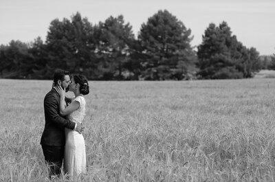 Mireille et Anthony : un mariage simple et chaleureux sur le thème du jeu