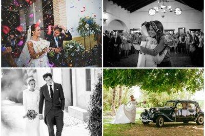 Los 12 mejores fotógrafos de boda en Sevilla
