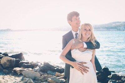 Se marier à Marseille avec les meilleurs prestataires !