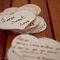 Mensagens de amor em casamentos. Foto: Flavia Soares