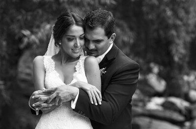 Amor a primera vista y lágrimas de felicidad: La boda de Pau y Mike en San Luis Potosí
