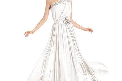 Hochzeitskleider 2014: neue Tendenzen