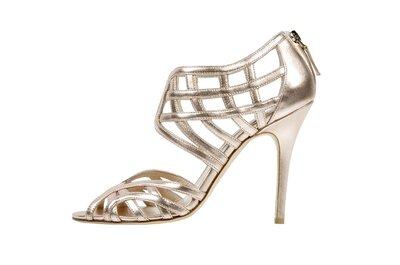 Buty ślubne 2014: kolekcja Monique Lhuillier