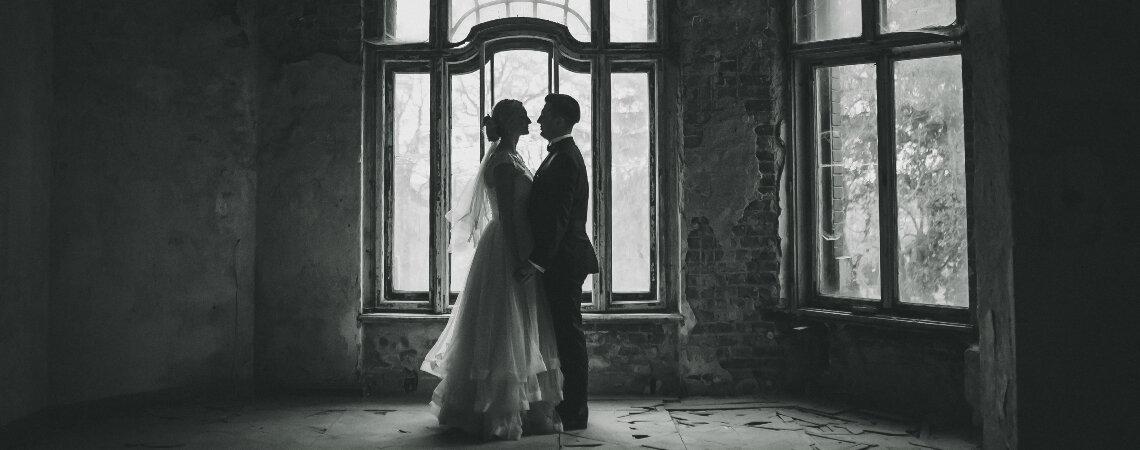 Ania i Edward- zakochana Para i ich piękny ślub uwieczoniony w niezwykły sposób!