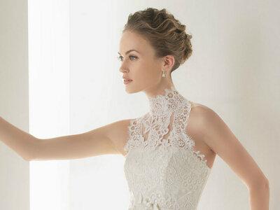 Descubre los diseños para novias de Reem Acra 2016
