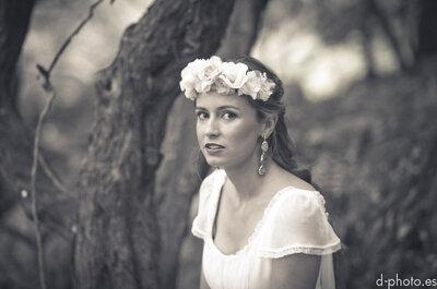 Tocados para novias e invitadas: una cuidada selección para lucir fabulosa