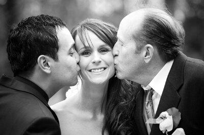 Brabantse bruiloft vol emotie: ontmoet Debby en Ruben