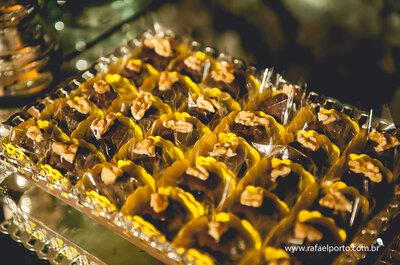 Qual será o estilo do seu casamento? Escolha os doces de acordo com a festa!