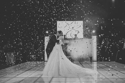 Cómo escoger la playlist de tu boda: Los 5 mejores tips de Xochitl Lujan... ¡Y una sorpresa!