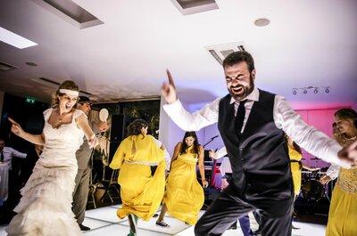 Música ao vivo no vosso casamento: 5 razões para dizerem sim!