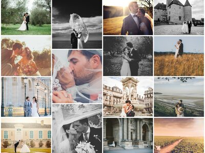 Concours photographes : Votez pour la plus belle photo de mariage 2014.