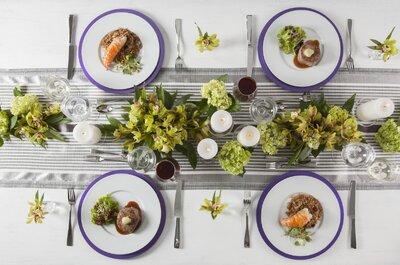 Las 6 mejores empresas de catering para tu boda en Bogotá