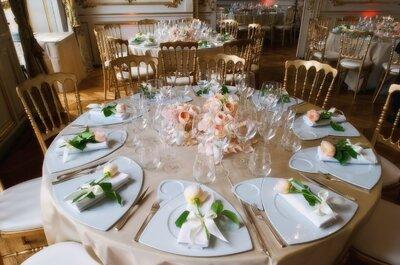 Confiez l'organisation de votre mariage à un expert du luxe et du sur-mesure