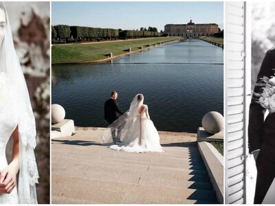 Ocho tipos de velos de novia vistos en Instagram. ¡Elige tu modelo favorito!