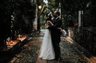 Un mundo para los dos: La boda de Paola y Carlos