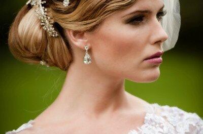 Je make-up als sluitstuk van je bruidslook: schakel een visagist in!